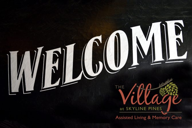 Welcome To The Village for visitors
